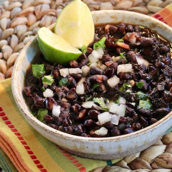 instant pot r cuban style black beans photos