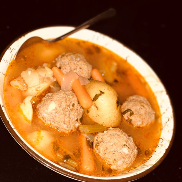 mamas old fashioned albondigas meatball soup photos