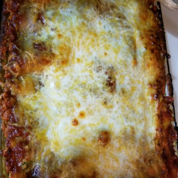 deadly delicious lasagna photos