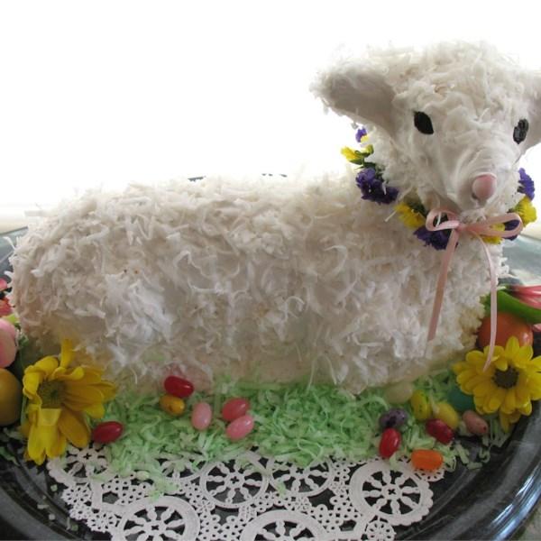 Easter Cakes Recipes Italian