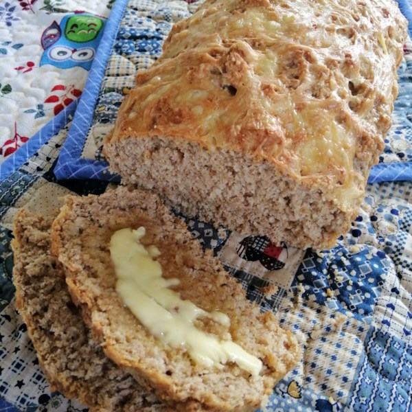whole wheat beer bread photos