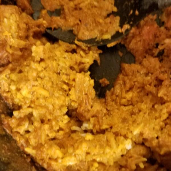 slow cooker butter chicken photos
