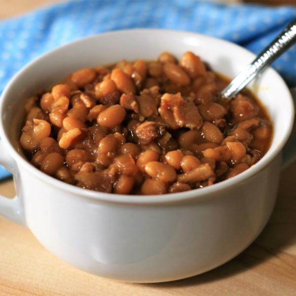 instant pot r baked beans photos