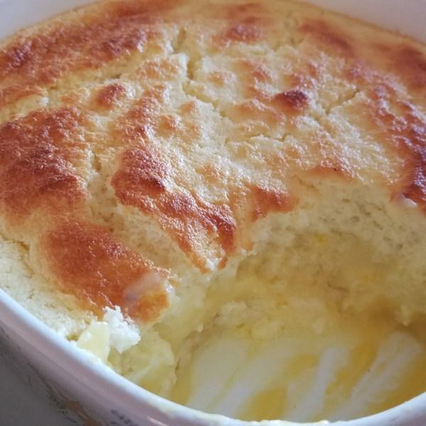 lemon pudding cake i photos