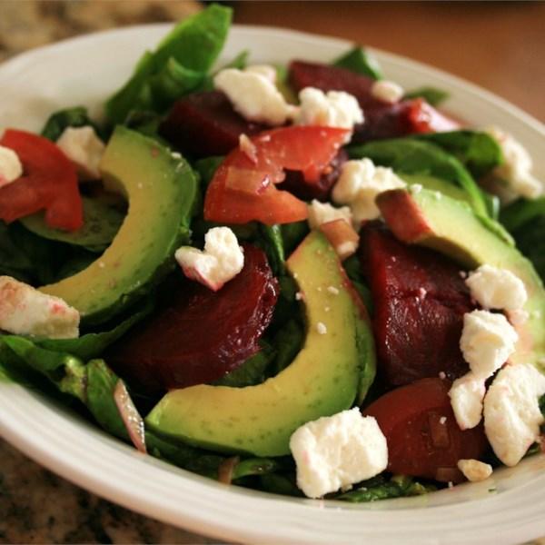 my favorite beet salad photos