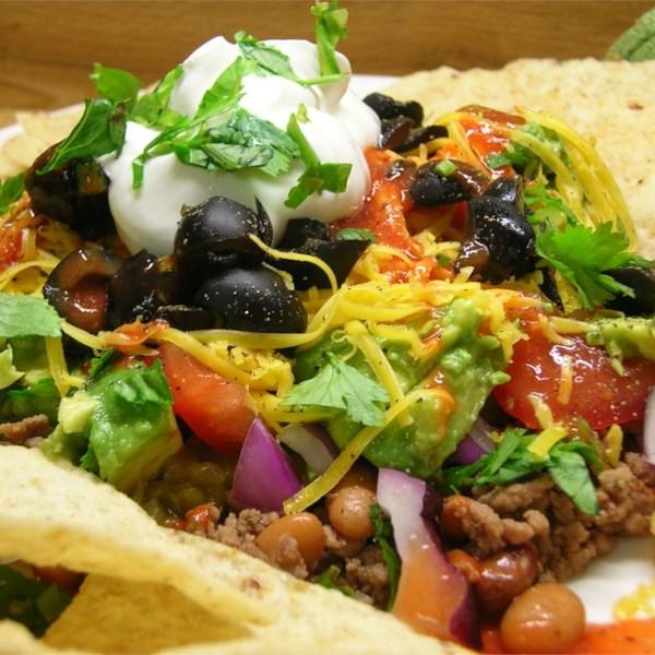 taco salad iii photos