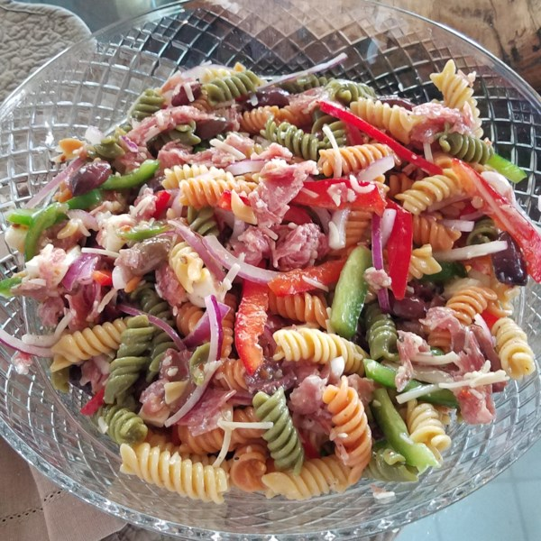 quick italian pasta salad photos