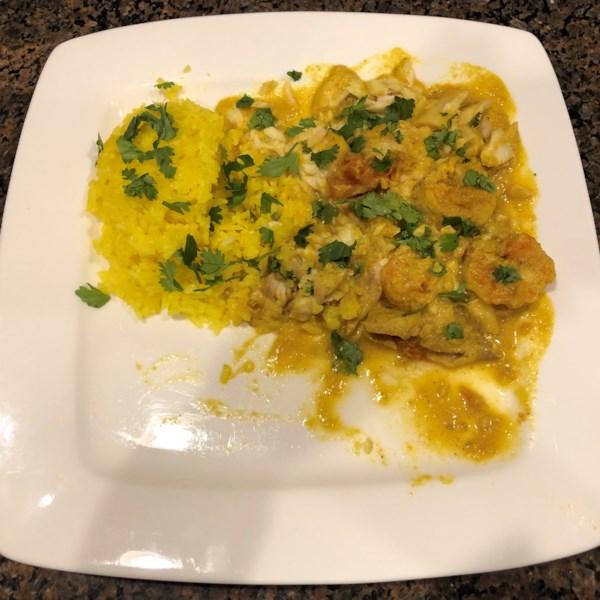 indian fish curry photos