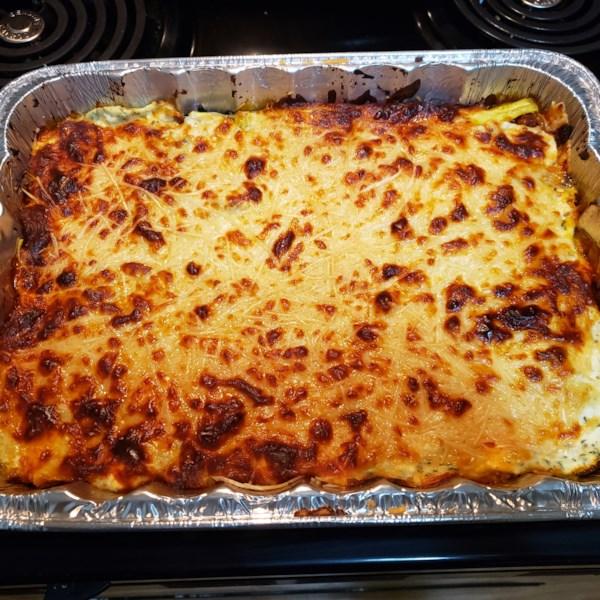 no noodle zucchini lasagna photos