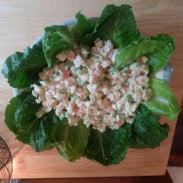 shrimp egg salad photos