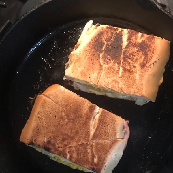 classic cuban midnight medianoche sandwich photos