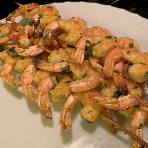 margarita grilled shrimp photos