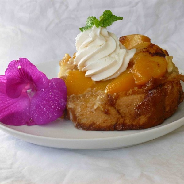 grandmas peach french toast photos