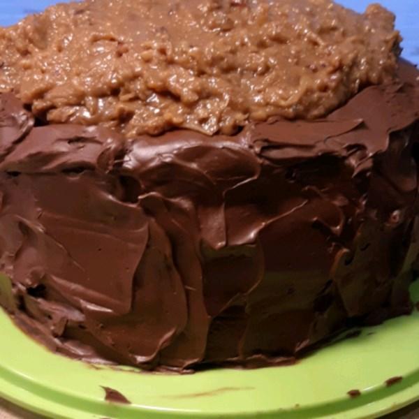willard family german chocolate cake photos