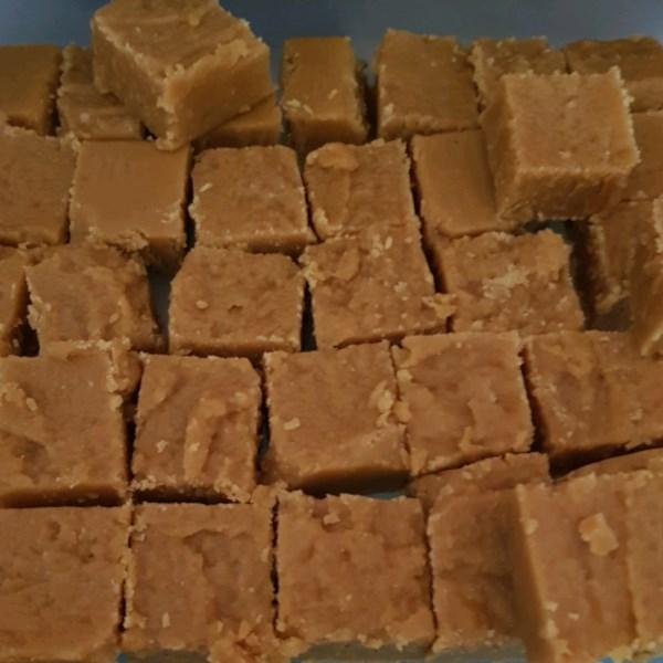 grandmas creamy peanut butter fudge photos