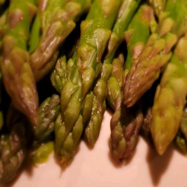 simply steamed asparagus photos