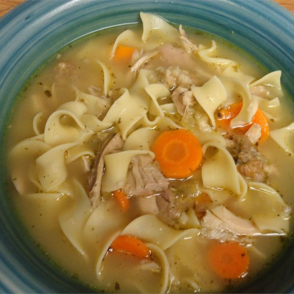 Day-After-Thanksgiving Turkey Carcass Soup Photos - Allrecipes.com