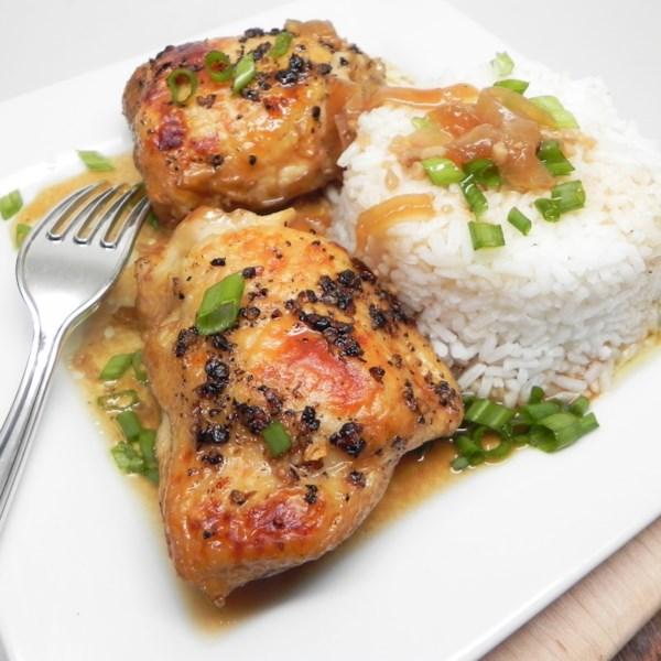 instant pot r filipino chicken adobo photos