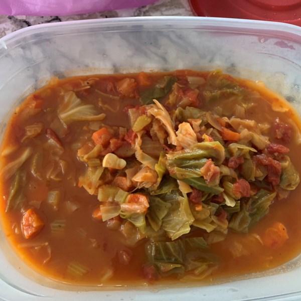 instant pot r vegan cabbage detox soup photos