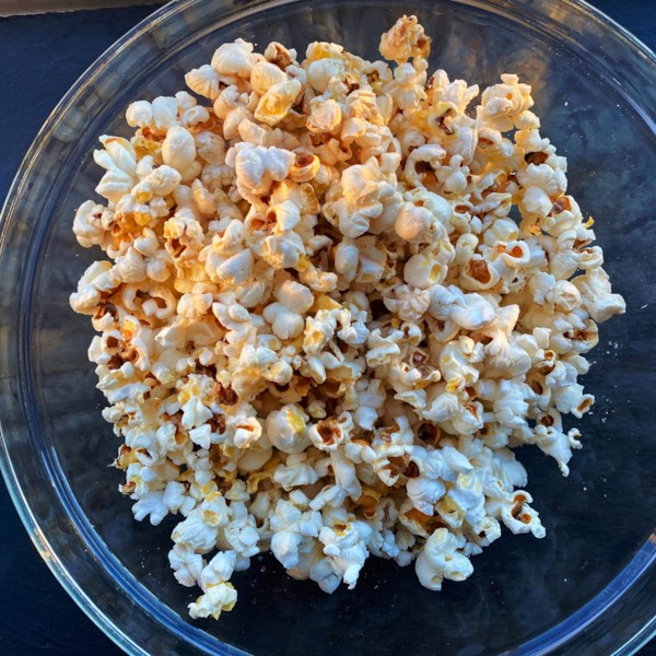 instant pot r popcorn photos