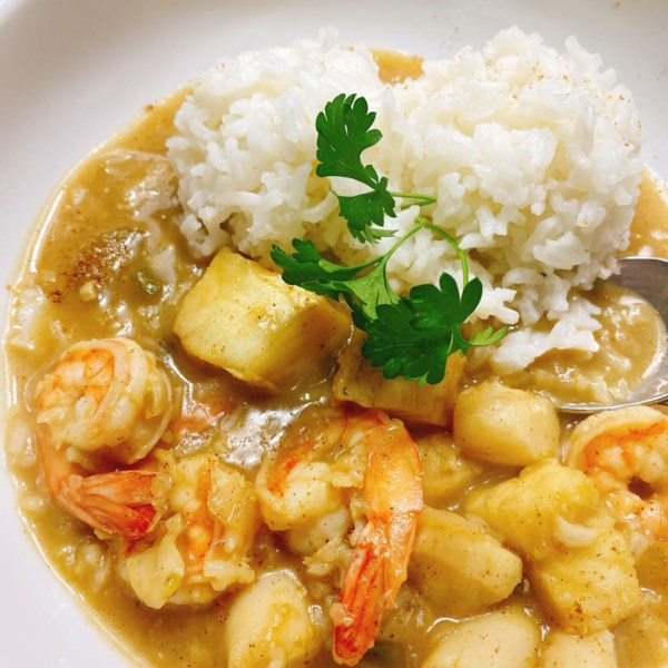 instant pot r seafood gumbo photos