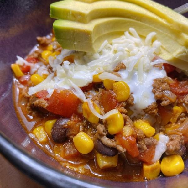 instant pot r taco soup photos