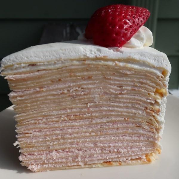 chef johns strawberry crepe cake photos