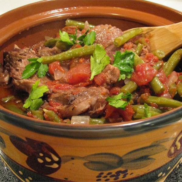 greek lamb stew photos