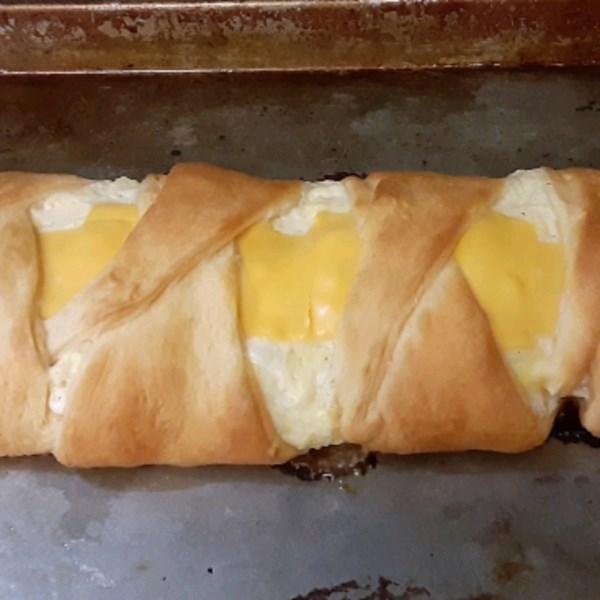 ham breakfast braid photos
