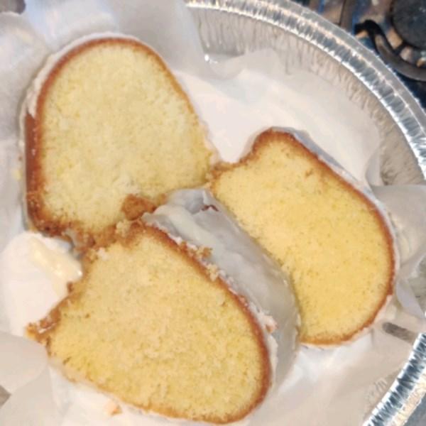 six egg pound cake photos
