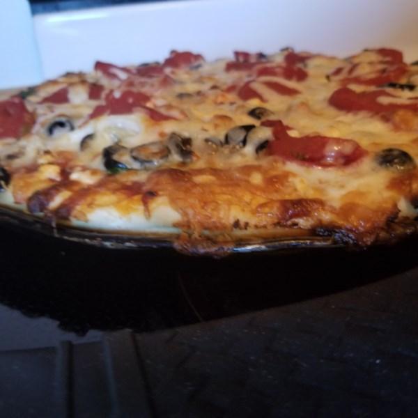 jays signature pizza crust photos