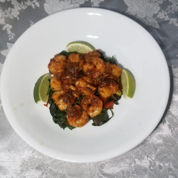 spicy lime grilled shrimp photos