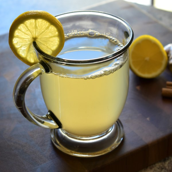 warm lemon honey and ginger soother photos