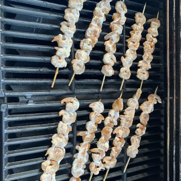 maui wowie shrimp photos