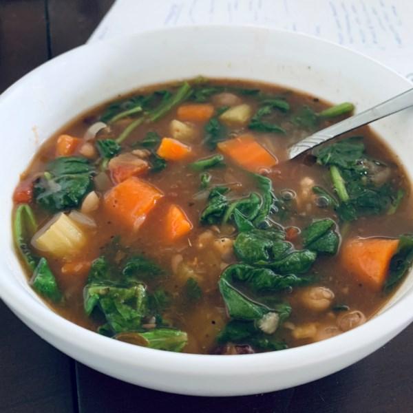 instant pot r vegan 15 bean soup photos