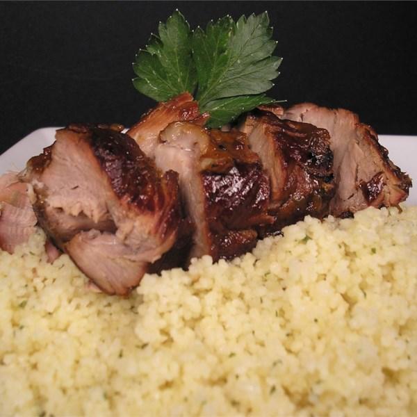 slow cooker teriyaki pork tenderloin photos