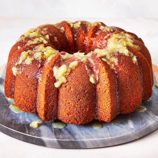 pineapple pound cake photos