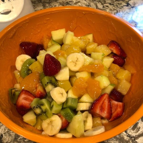 sunday best fruit salad photos