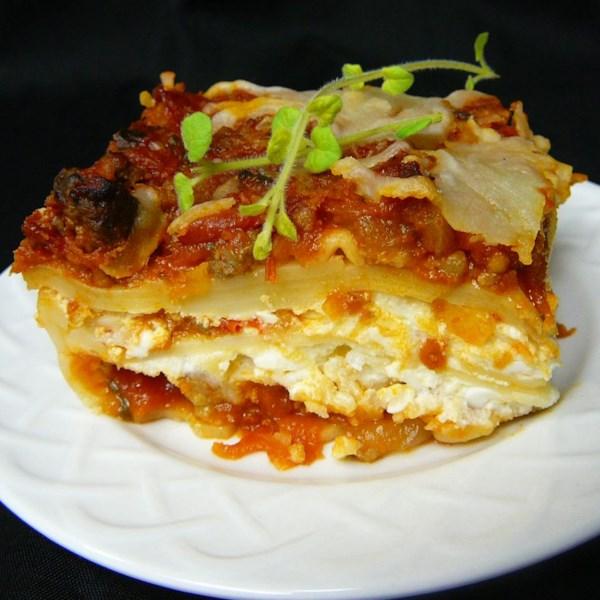 lindas lasagna photos
