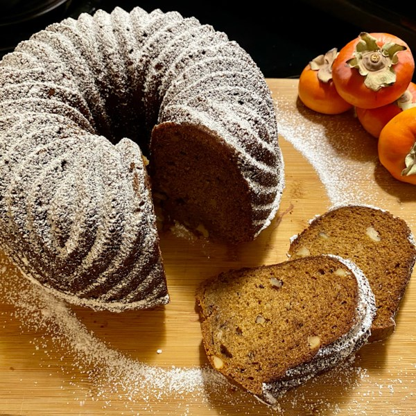 persimmon bread ii photos