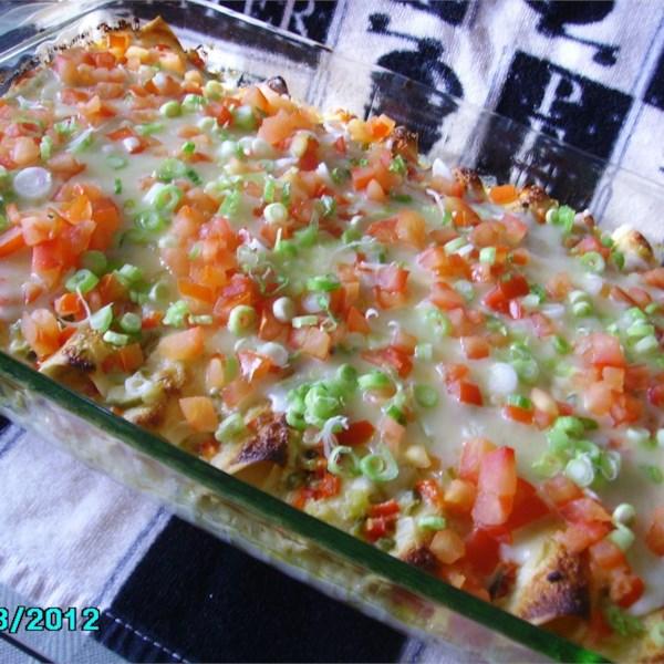 seafood enchiladas con queso photos