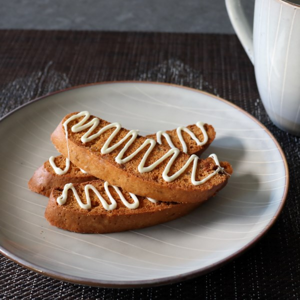 chef johns gingerbread biscotti photos