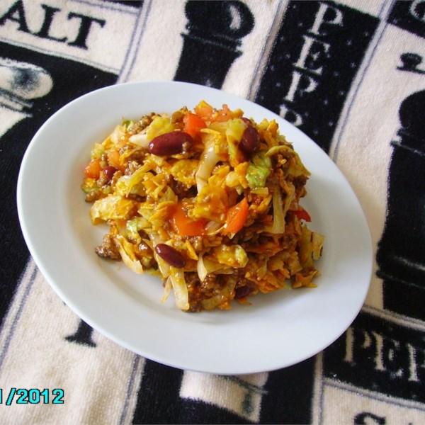 spicy dorito r taco salad photos