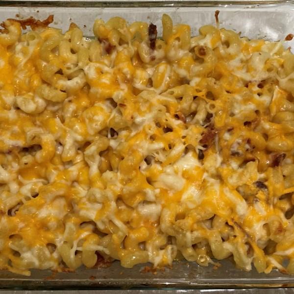 tasty baked mac n cheese photos