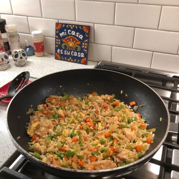 house fried rice photos