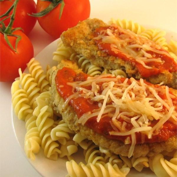 a 20 minute chicken parmesan photos