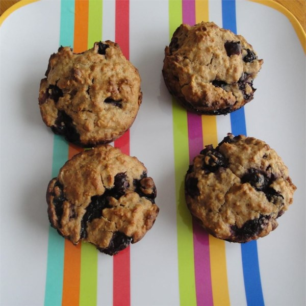 blueberry muffins on steroids photos