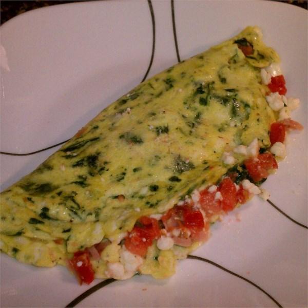 my big fat greek omelet photos