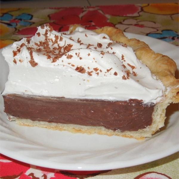 Chocolate Cream Pie II Photos