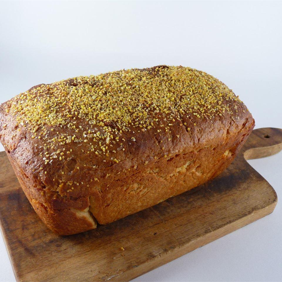 Honey Wheat Bread I Kendra